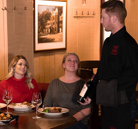 Server with Wine